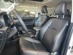 White 2020 Toyota 4Runner 4DR 4WD Left Front Seat Photo in Edmonton AB