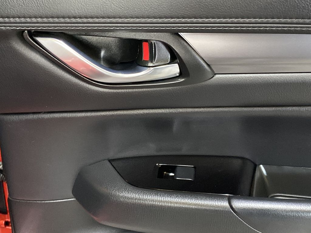 SOUL RED CRYSTAL METALLIC 2017 Mazda CX-5 GS AWD - Remote Start, Bluetooth, Backup Camera Passenger Rear Door Controls Photo in Edmonton AB