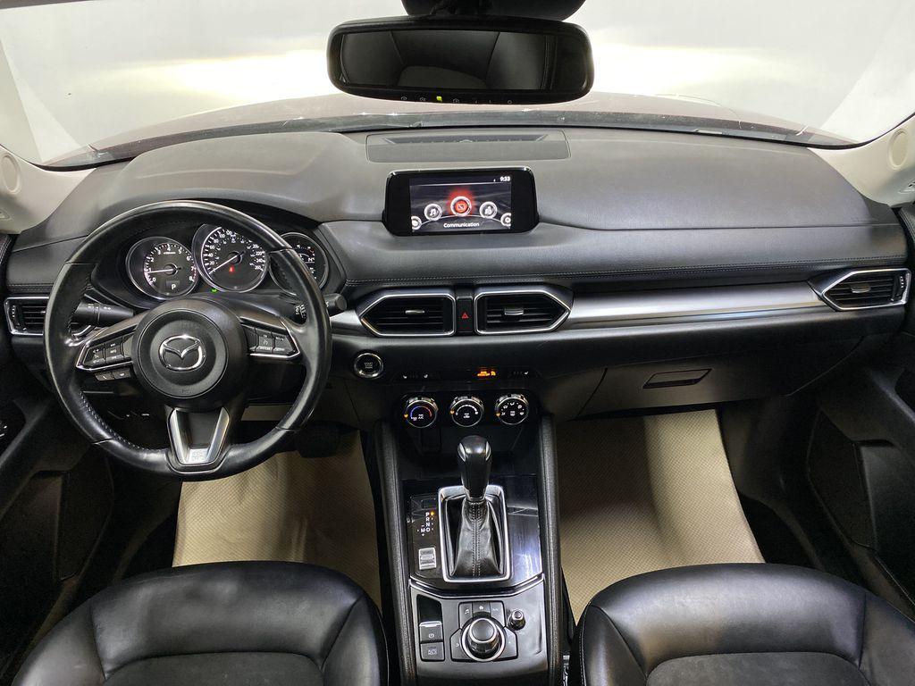 SOUL RED CRYSTAL METALLIC 2017 Mazda CX-5 GS AWD - Remote Start, Bluetooth, Backup Camera Strng Wheel/Dash Photo: Frm Rear in Edmonton AB