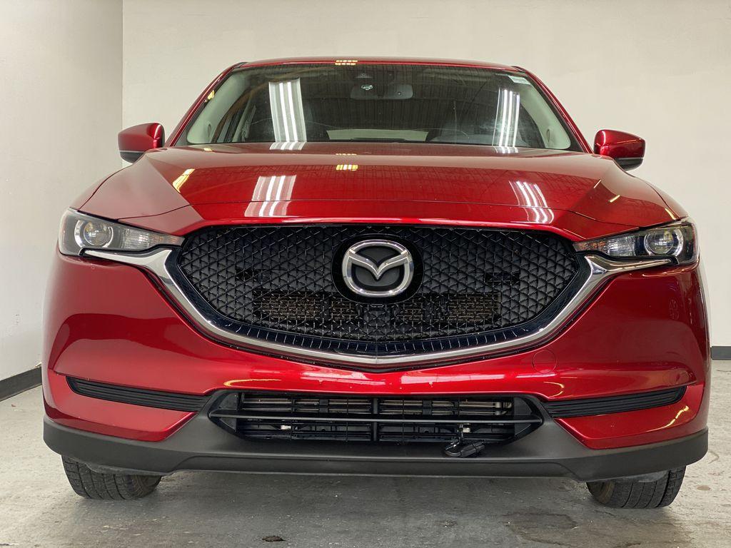 SOUL RED CRYSTAL METALLIC 2017 Mazda CX-5 GS AWD - Remote Start, Bluetooth, Backup Camera Front Vehicle Photo in Edmonton AB