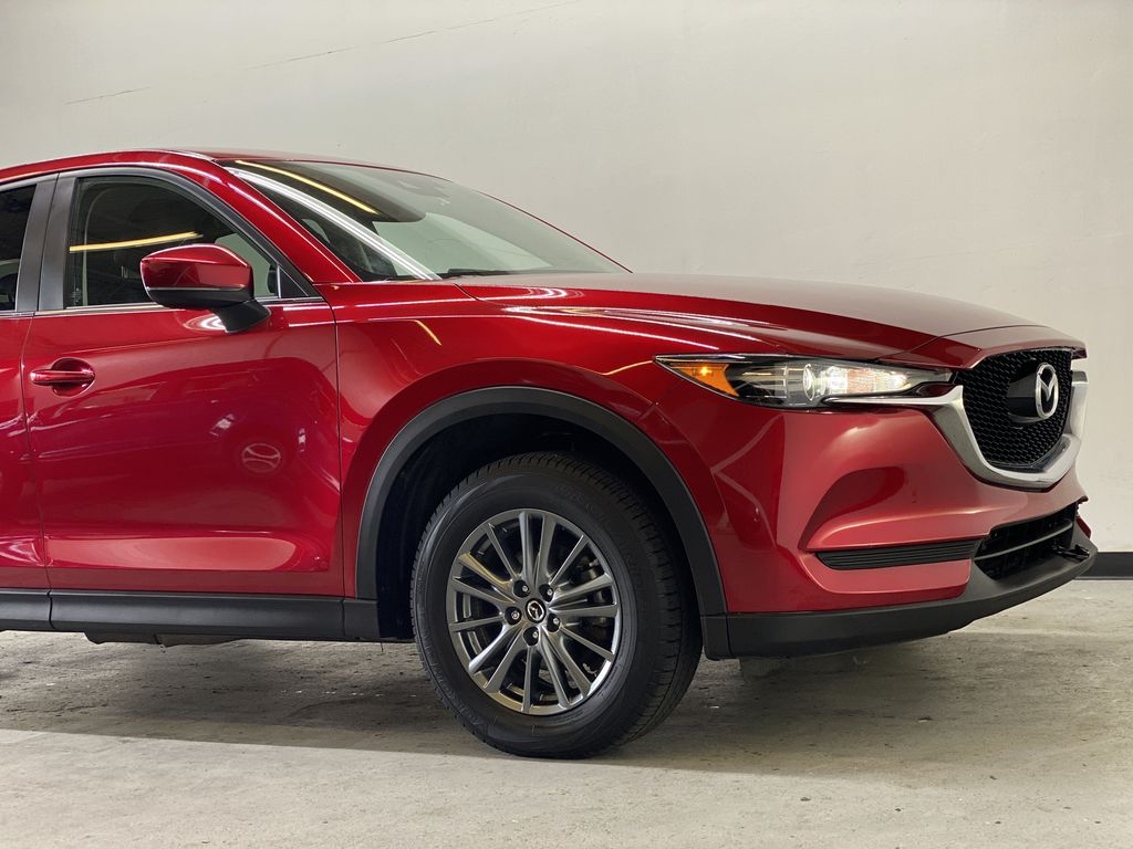 SOUL RED CRYSTAL METALLIC 2017 Mazda CX-5 GS AWD - Remote Start, Bluetooth, Backup Camera Right Front Corner Photo in Edmonton AB