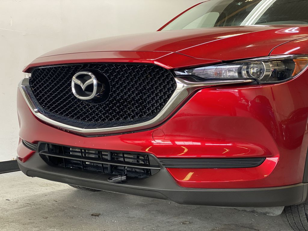 SOUL RED CRYSTAL METALLIC 2017 Mazda CX-5 GS AWD - Remote Start, Bluetooth, Backup Camera Left Front Head Light / Bumper and Grill in Edmonton AB