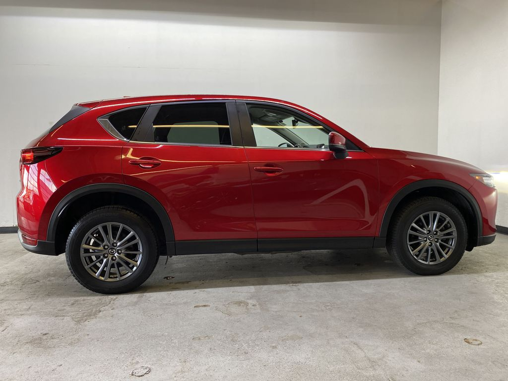 SOUL RED CRYSTAL METALLIC 2017 Mazda CX-5 GS AWD - Remote Start, Bluetooth, Backup Camera Right Side Photo in Edmonton AB