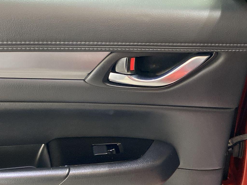 SOUL RED CRYSTAL METALLIC 2017 Mazda CX-5 GS AWD - Remote Start, Bluetooth, Backup Camera LR Door Panel Ctls Photo in Edmonton AB