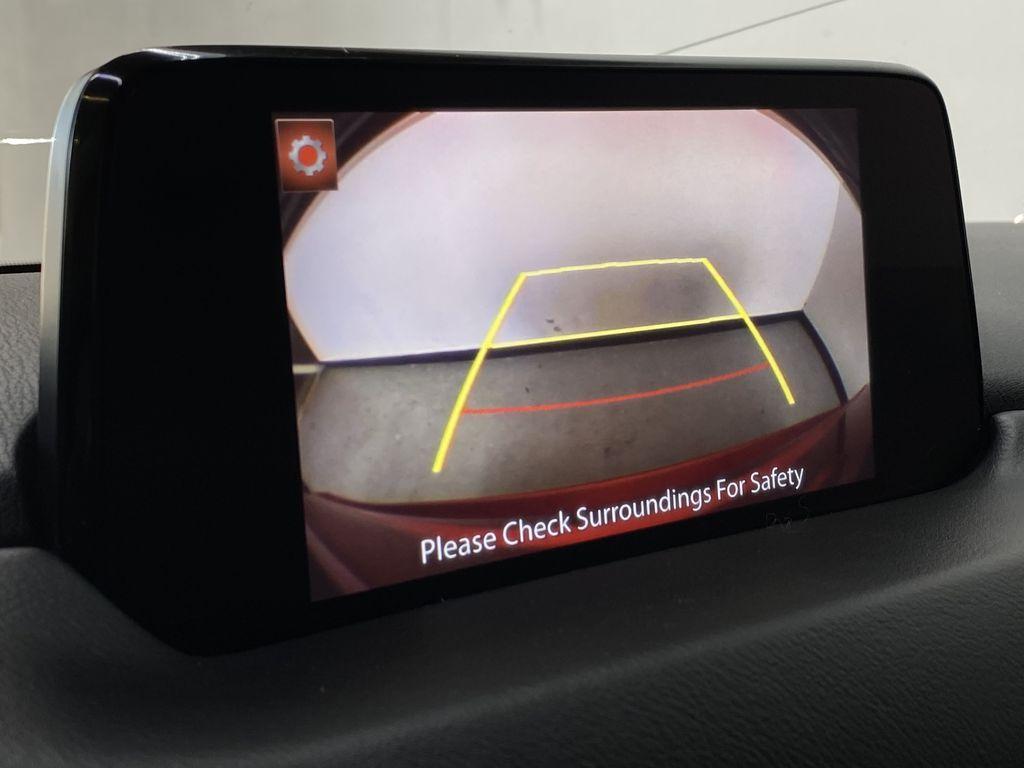 SOUL RED CRYSTAL METALLIC 2017 Mazda CX-5 GS AWD - Remote Start, Bluetooth, Backup Camera Backup Camera Closeup Photo in Edmonton AB