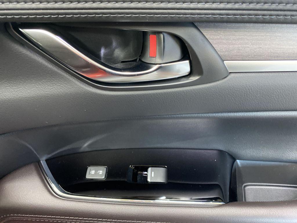 SOUL RED CRYSTAL METALLIC(46V) 2021.5 Mazda CX-5 Signature AWD Passenger Front Door Controls Photo in Edmonton AB