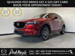 SOUL RED CRYSTAL METALLIC(46V) 2021.5 Mazda CX-5 Signature AWD Primary Photo in Edmonton AB