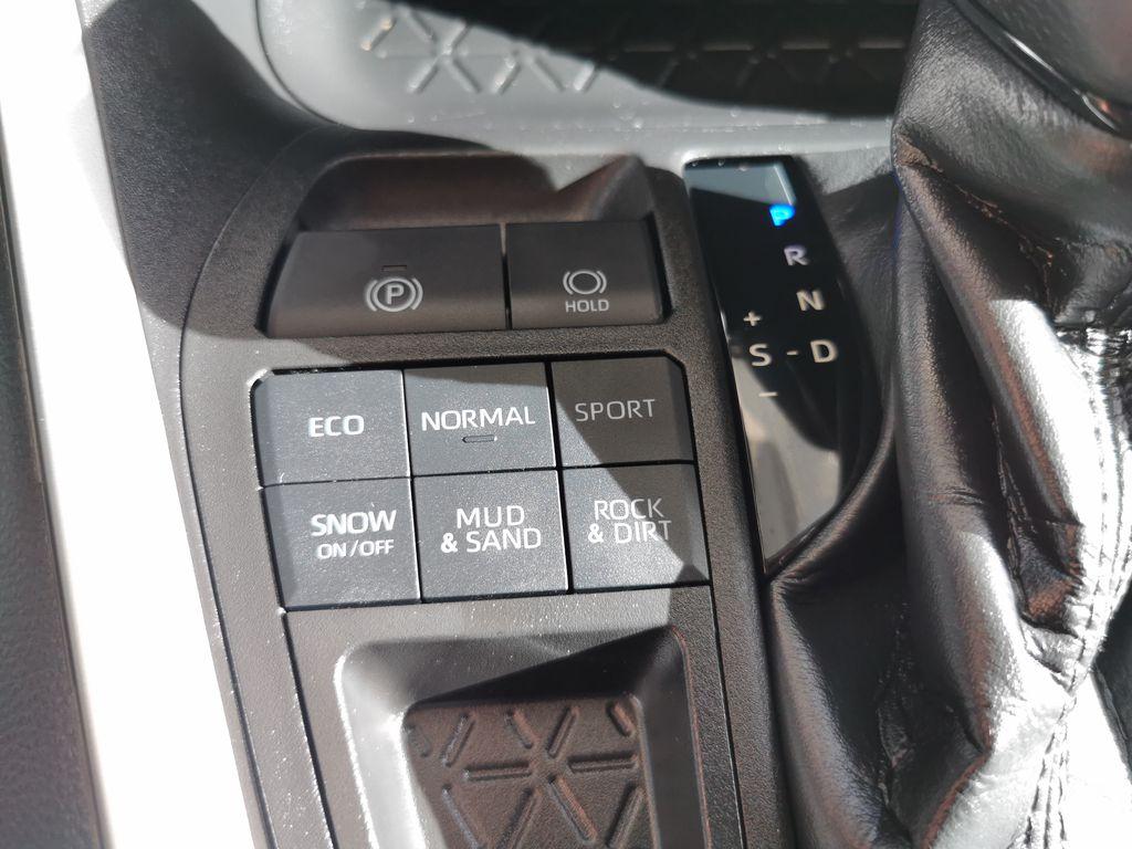 Black[Midnight Black Metallic] 2021 Toyota RAV4 Sunroof Photo in Edmonton AB