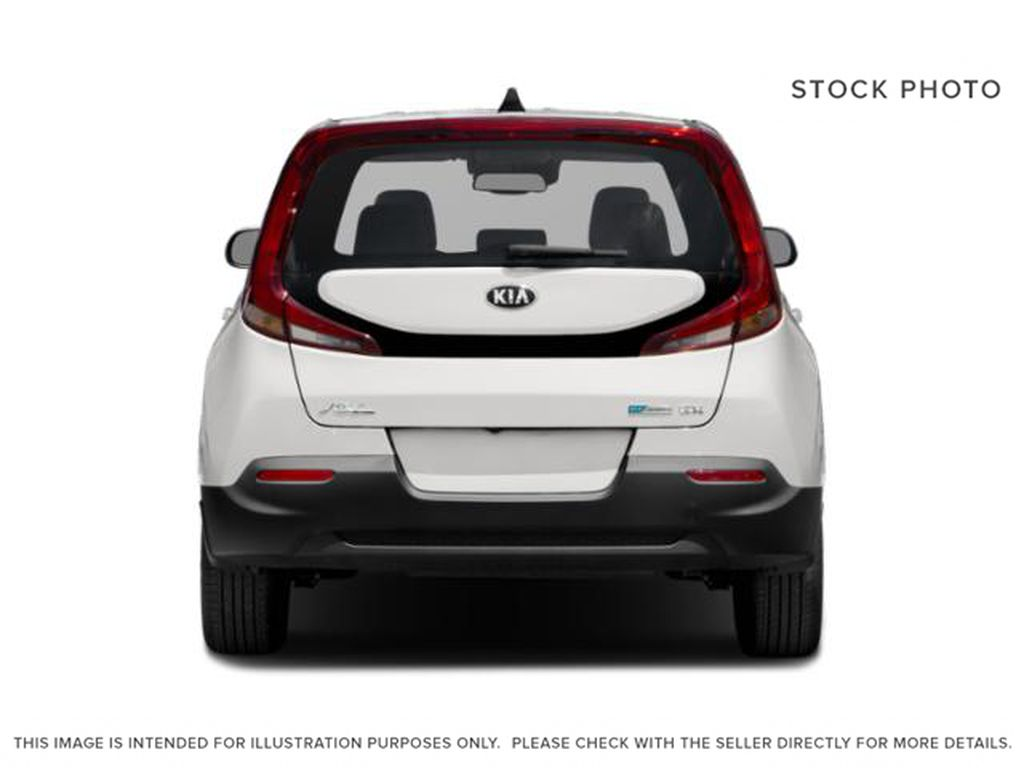 2020 Kia Soul Rear of Vehicle Photo in Medicine Hat AB