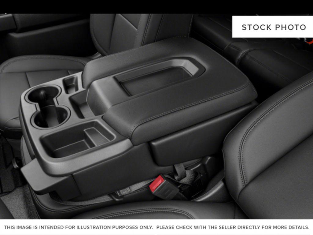 Black[Carbon Black Metallic] 2020 GMC Sierra 1500 Center Console Photo in Medicine Hat AB