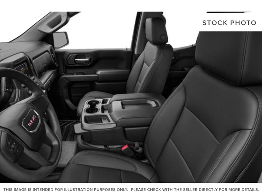 Black[Carbon Black Metallic] 2020 GMC Sierra 1500 Left Front Interior Photo in Medicine Hat AB