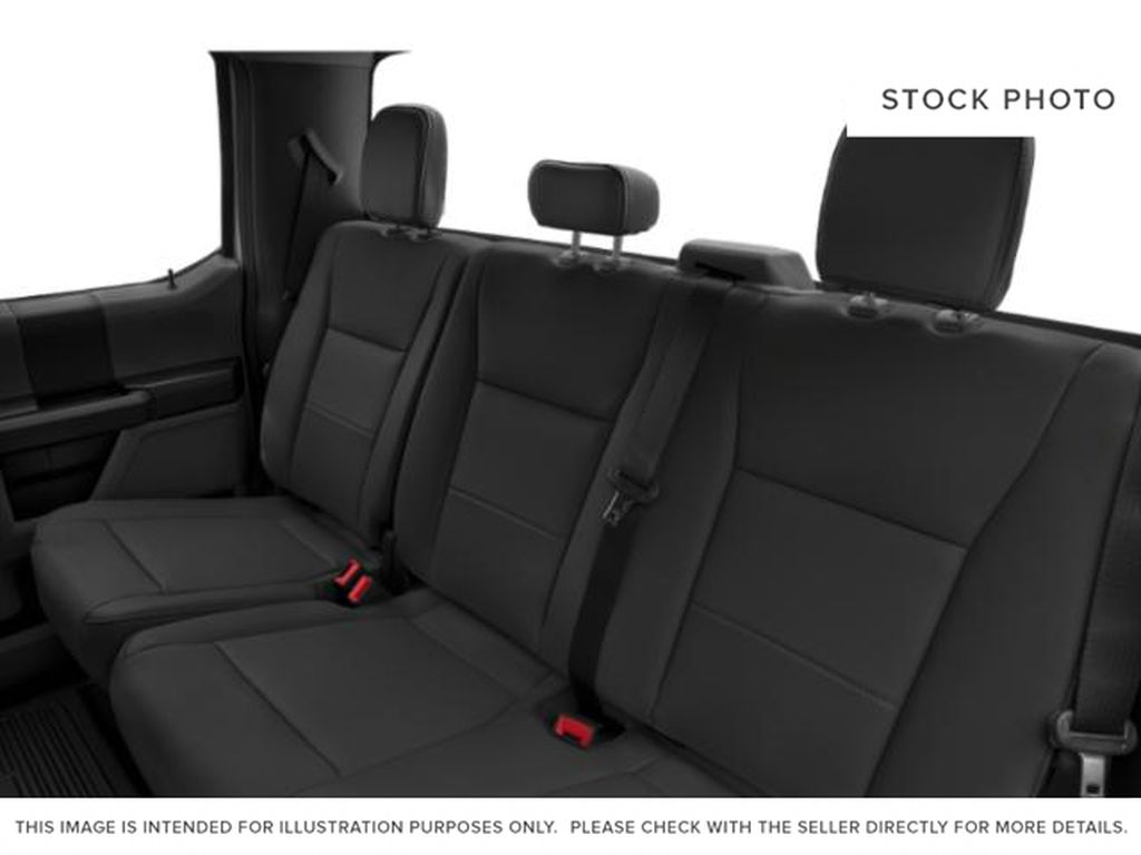 White[Oxford White] 2020 Ford Super Duty F-350 SRW Left Side Rear Seat  Photo in Fort Macleod AB