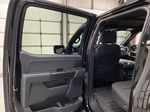 Black[Agate Black Metallic] 2021 Ford F-150 Left Rear Interior Door Panel Photo in Dartmouth NS