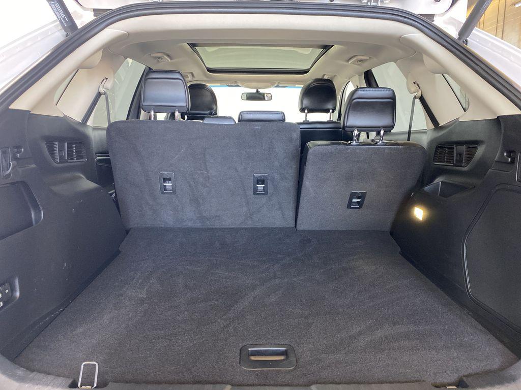 WHITE 2017 Ford Edge Titanium - NAV, Apple CarPlay, Remote Start Trunk / Cargo Area Photo in Edmonton AB