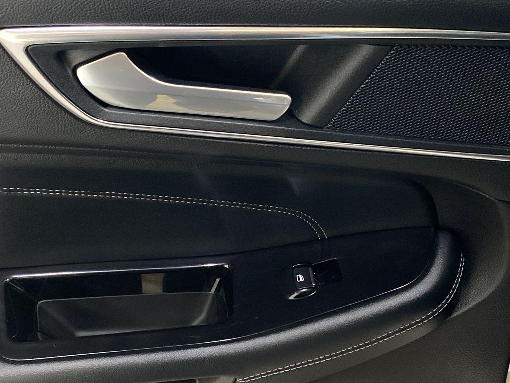 WHITE 2017 Ford Edge Titanium - NAV, Apple CarPlay, Remote Start LR Door Panel Ctls Photo in Edmonton AB