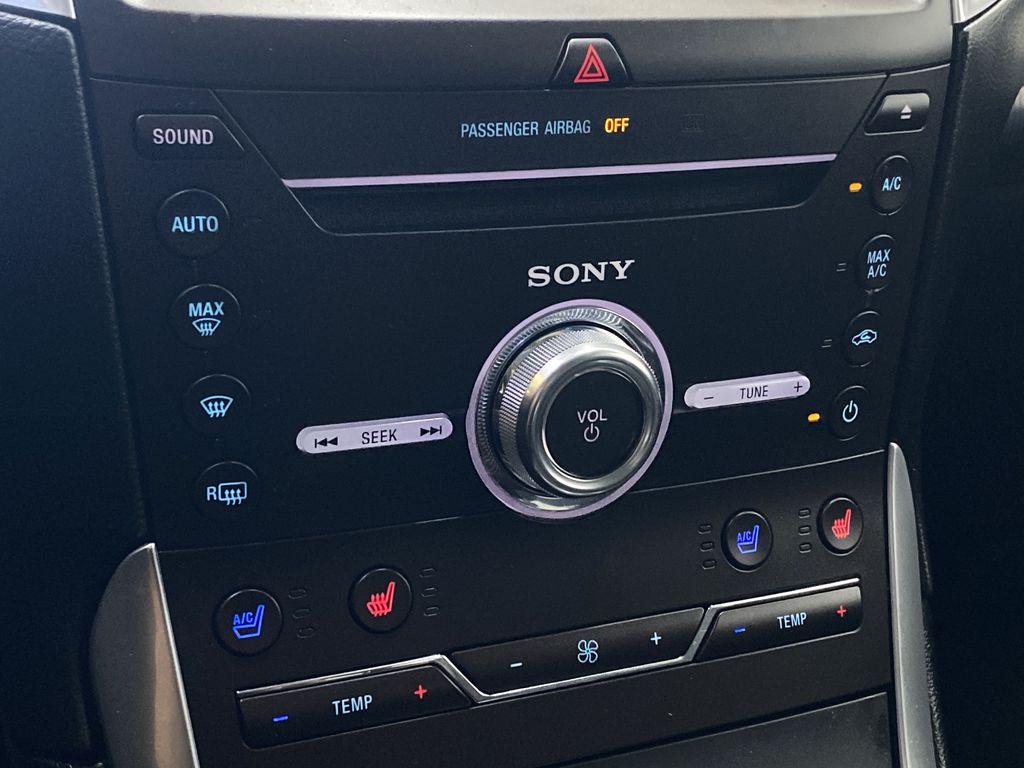 WHITE 2017 Ford Edge Titanium - NAV, Apple CarPlay, Remote Start Central Dash Options Photo in Edmonton AB