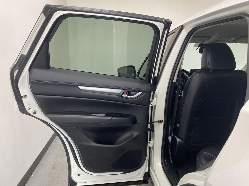 WHITE 2017 Mazda CX-5 GS AWD - Remote Start, Backup Camera, Bluetooth Left Rear Interior Door Panel Photo in Edmonton AB