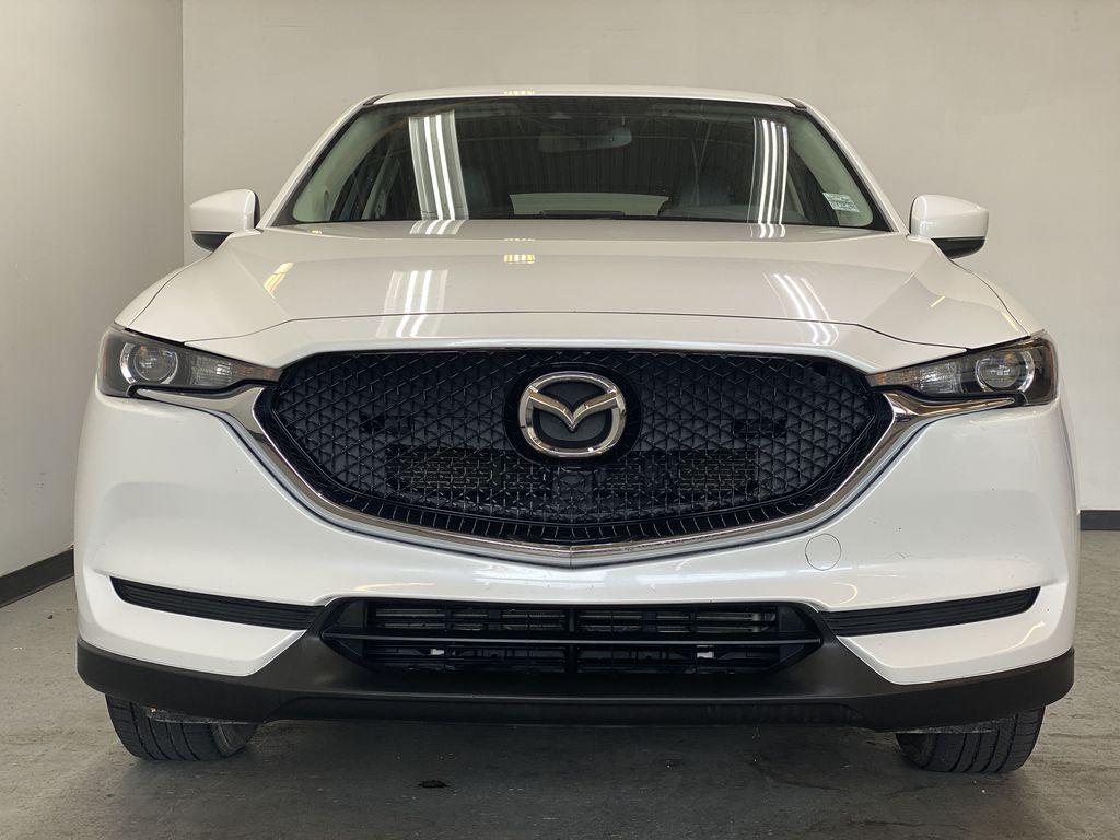 WHITE 2017 Mazda CX-5 GS AWD - Remote Start, Backup Camera, Bluetooth Front Vehicle Photo in Edmonton AB