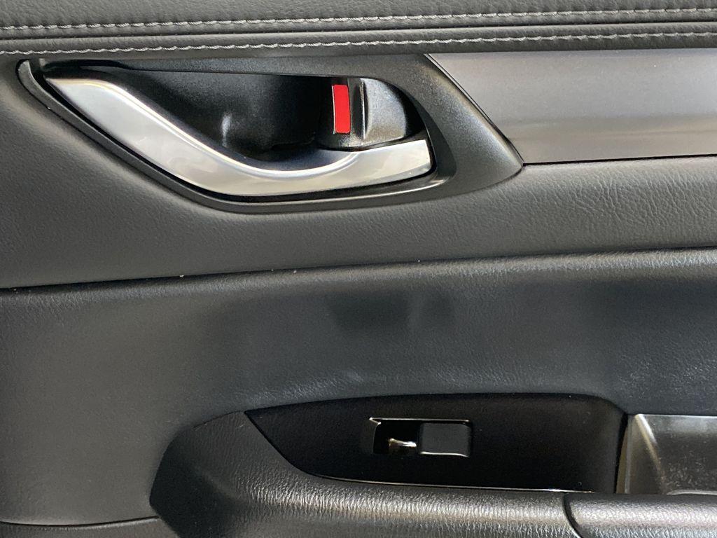 WHITE 2017 Mazda CX-5 GS AWD - Remote Start, Backup Camera, Bluetooth Passenger Rear Door Controls Photo in Edmonton AB