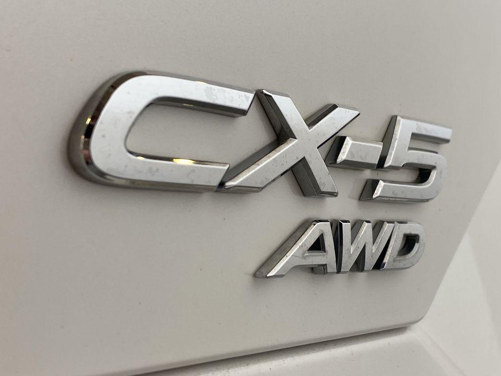 WHITE 2017 Mazda CX-5 GS AWD - Remote Start, Backup Camera, Bluetooth Trim Specific Photo in Edmonton AB