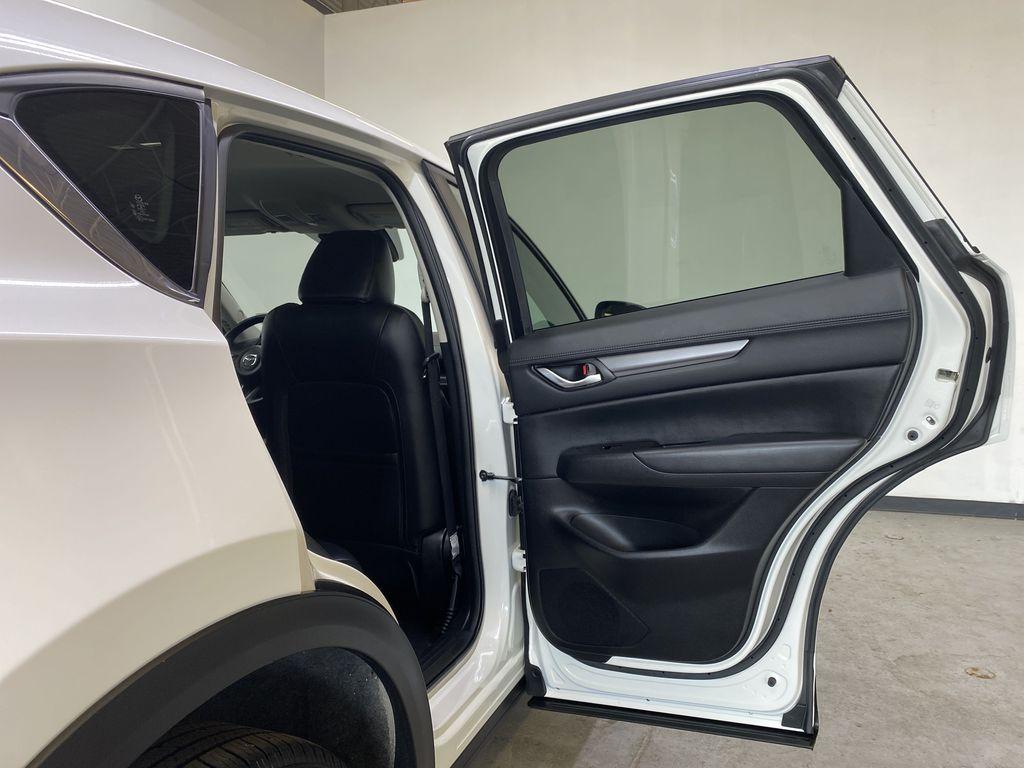 WHITE 2017 Mazda CX-5 GS AWD - Remote Start, Backup Camera, Bluetooth Right Rear Interior Door Panel Photo in Edmonton AB