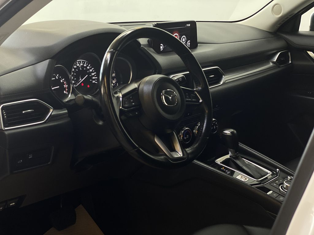 WHITE 2017 Mazda CX-5 GS AWD - Remote Start, Backup Camera, Bluetooth Steering Wheel and Dash Photo in Edmonton AB
