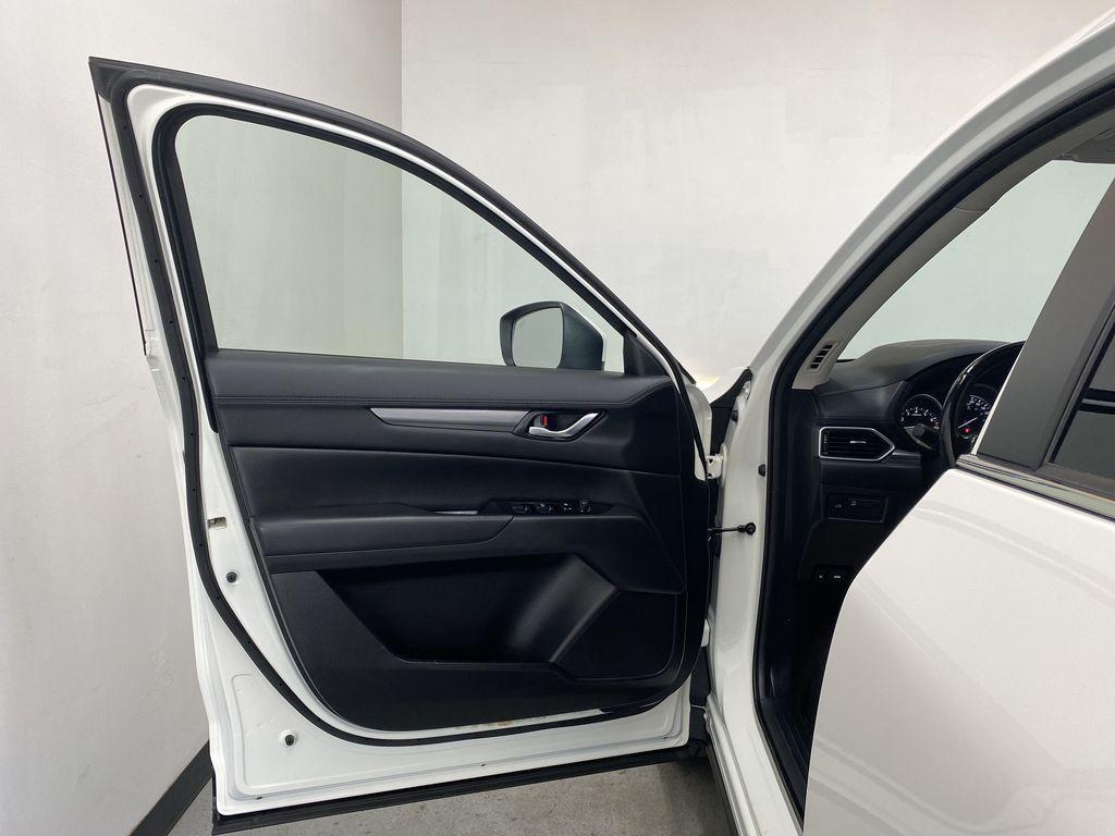 WHITE 2017 Mazda CX-5 GS AWD - Remote Start, Backup Camera, Bluetooth Left Front Interior Door Panel Photo in Edmonton AB