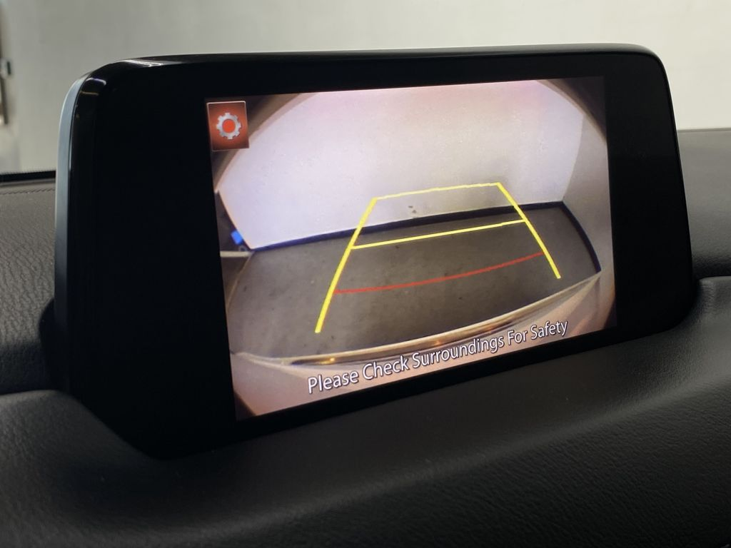 WHITE 2017 Mazda CX-5 GS AWD - Remote Start, Backup Camera, Bluetooth Backup Camera Closeup Photo in Edmonton AB