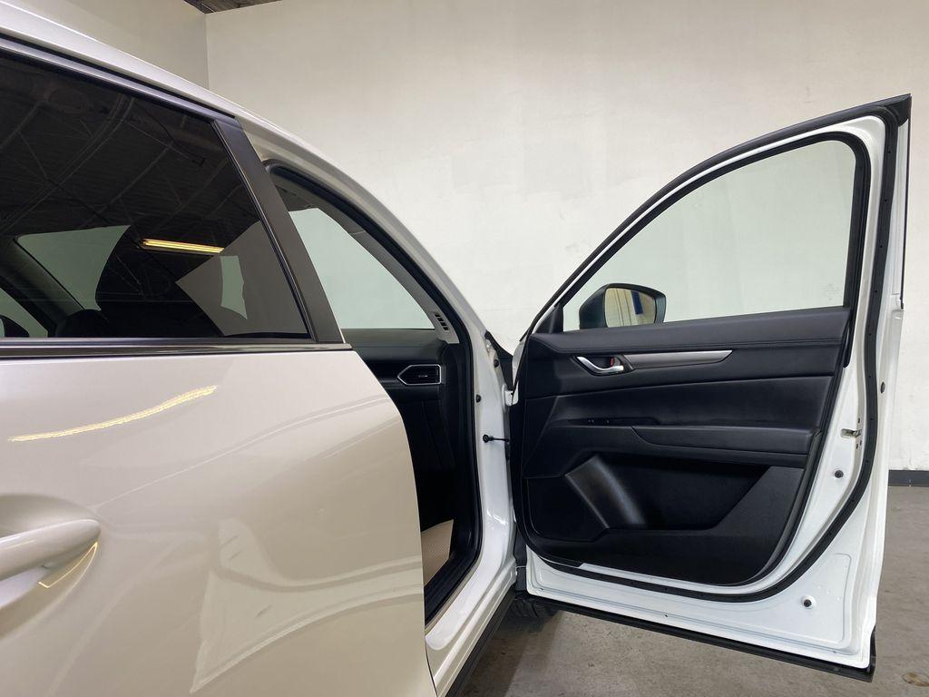 WHITE 2017 Mazda CX-5 GS AWD - Remote Start, Backup Camera, Bluetooth Right Front Interior Door Panel Photo in Edmonton AB
