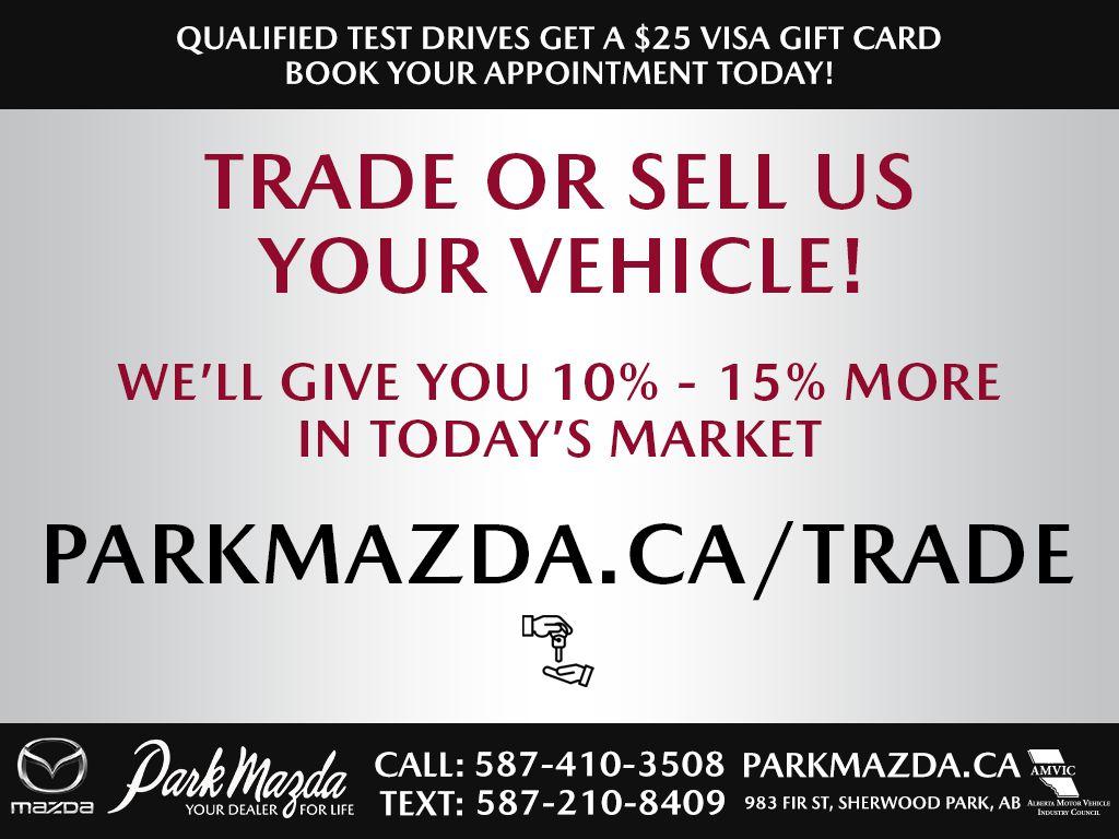 WHITE 2017 Mazda CX-5 GS AWD - Remote Start, Backup Camera, Bluetooth PM Marketing Slide 1 in Edmonton AB