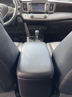 Silver 2017 Toyota RAV4 Right Rear Interior Door Panel Photo in Brampton ON