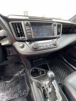 Silver 2017 Toyota RAV4 Strng Wheel/Dash Photo: Frm Rear in Brampton ON