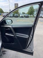 Silver 2017 Toyota RAV4 Central Dash Options Photo in Brampton ON