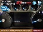 Black[Tuxedo Black Metallic] 2014 Ford F-250 Lariat 4WD - SuperCrew, Leather, Sunroof, Navigation Odometer Photo in Winnipeg MB