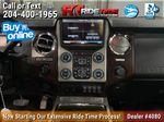 Black[Tuxedo Black Metallic] 2014 Ford F-250 Lariat 4WD - SuperCrew, Leather, Sunroof, Navigation Additional Photo 1 in Winnipeg MB