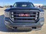 Gray[Dark Slate Metallic] 2018 GMC Sierra 1500 Front Vehicle Photo in Edmonton AB