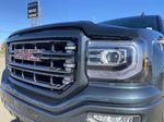 Gray[Dark Slate Metallic] 2018 GMC Sierra 1500 Left Front Head Light / Bumper and Grill in Edmonton AB