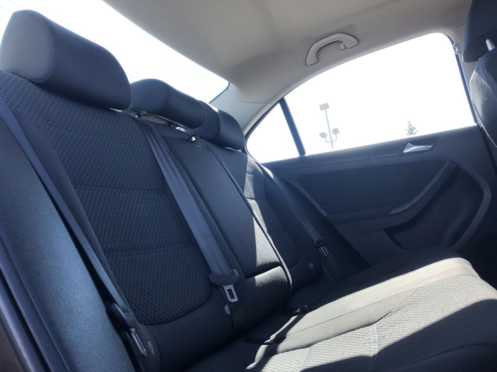 Brown[Toffee Brown Metallic] 2012 Volkswagen Jetta Sedan Right Side Rear Seat  Photo in Edmonton AB