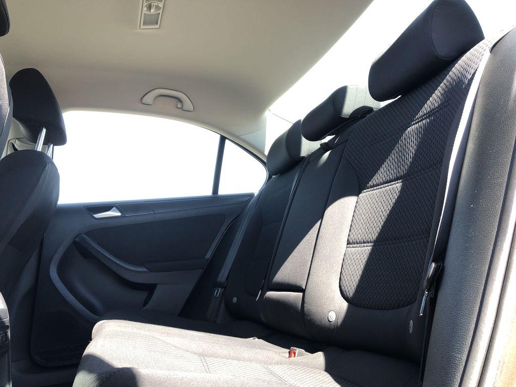 Brown[Toffee Brown Metallic] 2012 Volkswagen Jetta Sedan Left Side Rear Seat  Photo in Edmonton AB