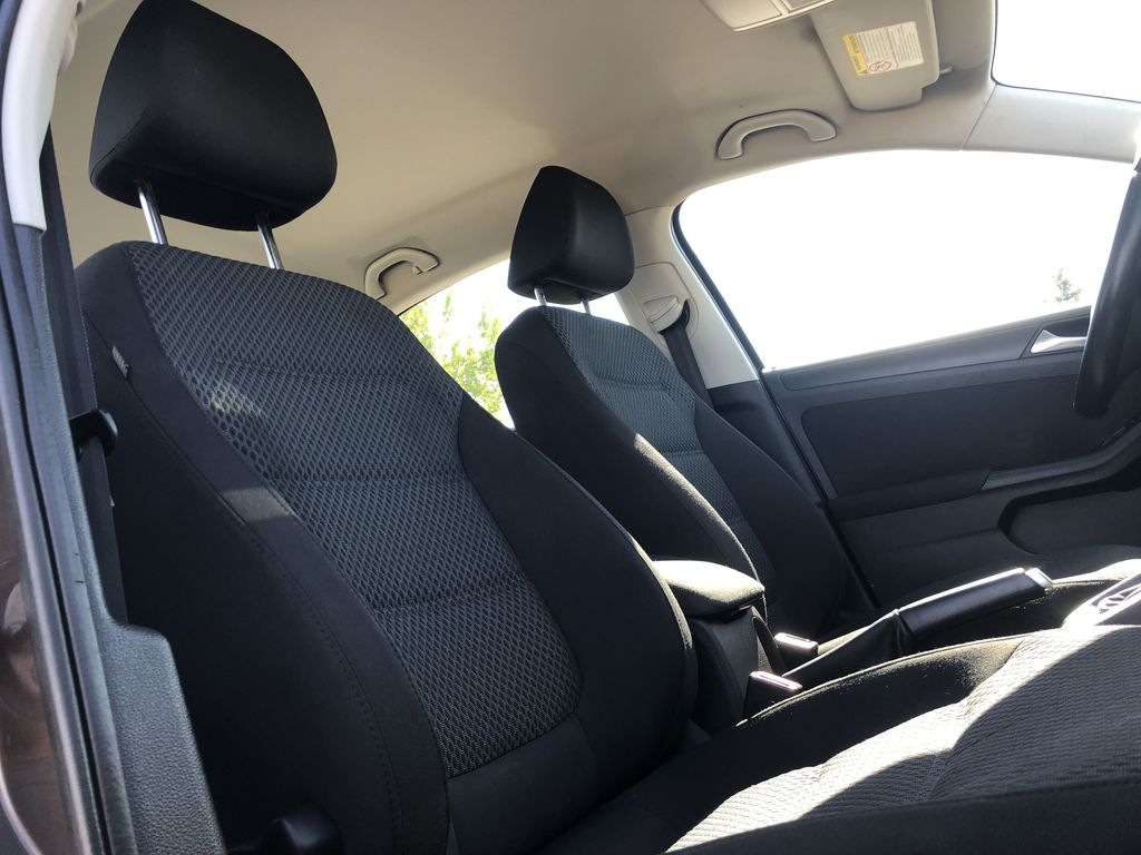 Brown[Toffee Brown Metallic] 2012 Volkswagen Jetta Sedan Right Side Front Seat  Photo in Edmonton AB