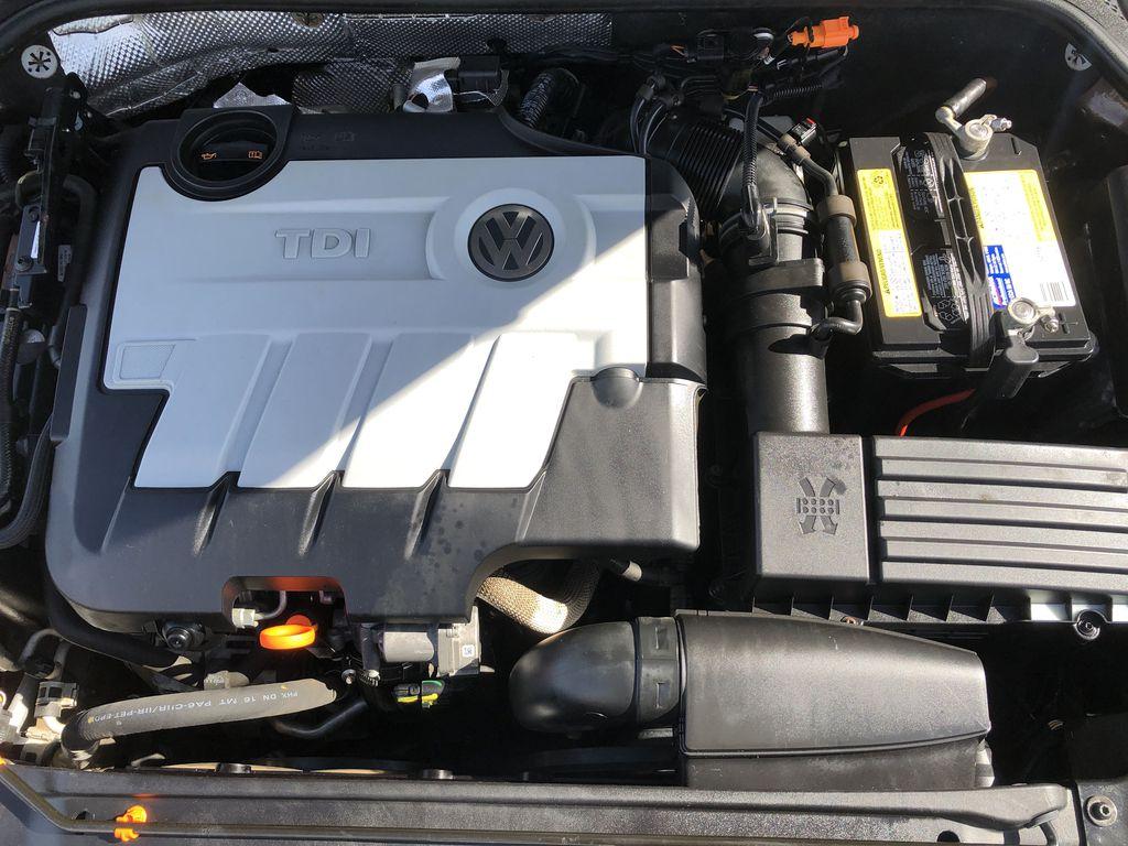 Brown[Toffee Brown Metallic] 2012 Volkswagen Jetta Sedan Engine Compartment Photo in Edmonton AB