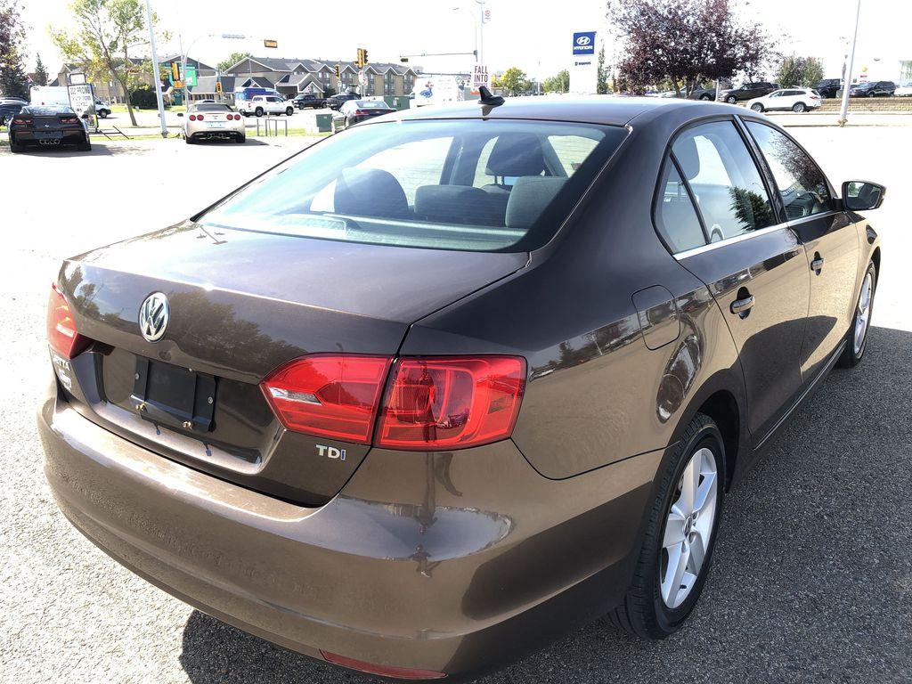 Brown[Toffee Brown Metallic] 2012 Volkswagen Jetta Sedan Right Rear Corner Photo in Edmonton AB