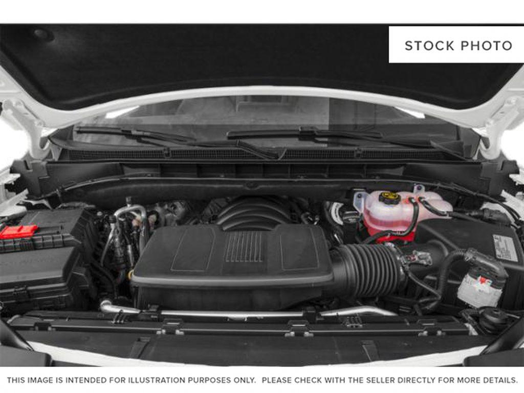 Onyx Black 2021 GMC Yukon Engine Compartment Photo in Oshawa ON