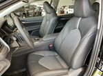 Midnight Black Metallic 2021 Toyota Camry SE AWD Nightshade Right Rear Side Body Line Photo in Edmonton AB