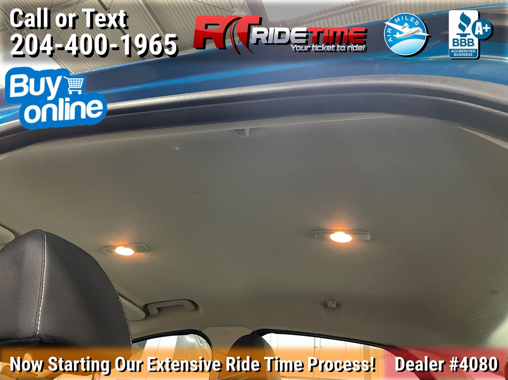 Blue[Blue Candy Tinted Clearcoat] 2014 Ford Focus SE Sedan - AUTO, Heated Seats, Bluetooth, LOW KMs Sunroof Photo in Winnipeg MB