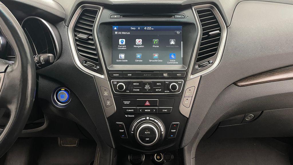 Black[Twilight Black] 2017 Hyundai Santa Fe Sport Limited 2.0T AWD - Panoramic Roof, Leather Additional Photo 2 in Winnipeg MB