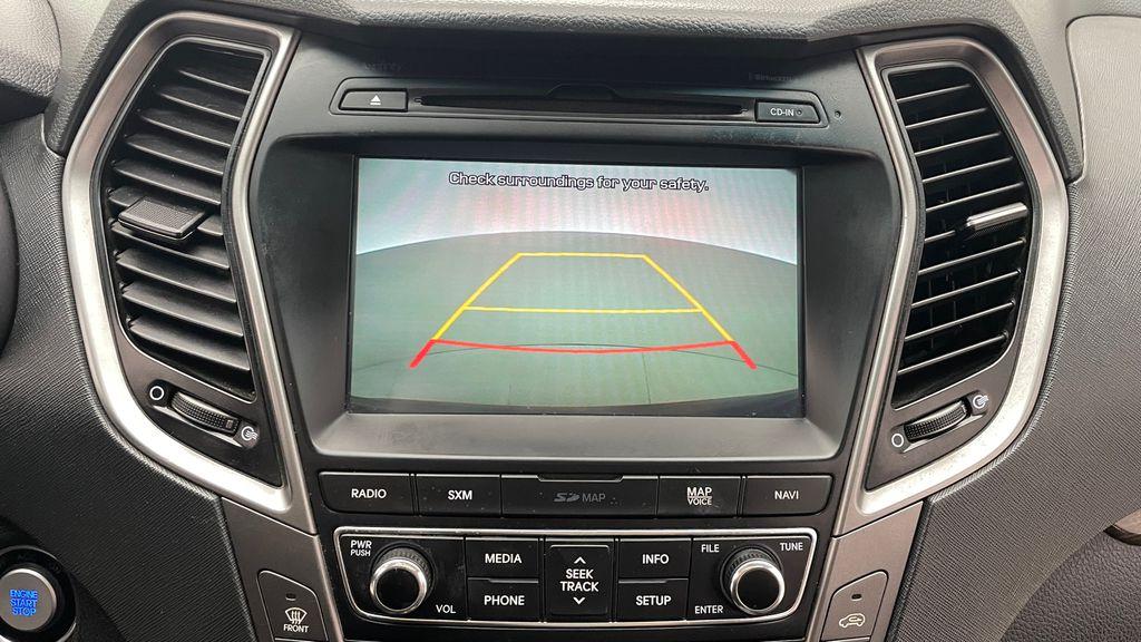 Black[Twilight Black] 2017 Hyundai Santa Fe Sport Limited 2.0T AWD - Panoramic Roof, Leather Additional Photo 1 in Winnipeg MB