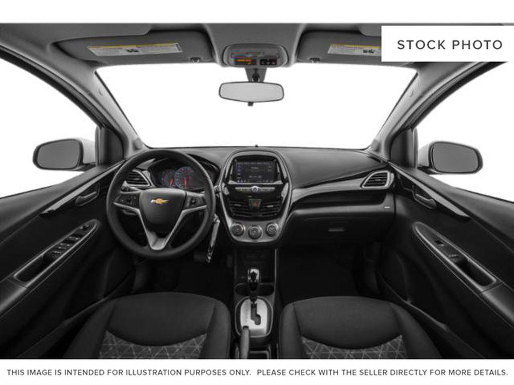 Gray[Nightfall Grey] 2021 Chevrolet Spark Central Dash Options Photo in Edmonton AB