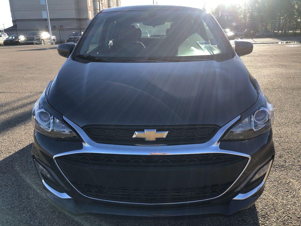 Gray[Nightfall Grey] 2021 Chevrolet Spark Front Vehicle Photo in Edmonton AB