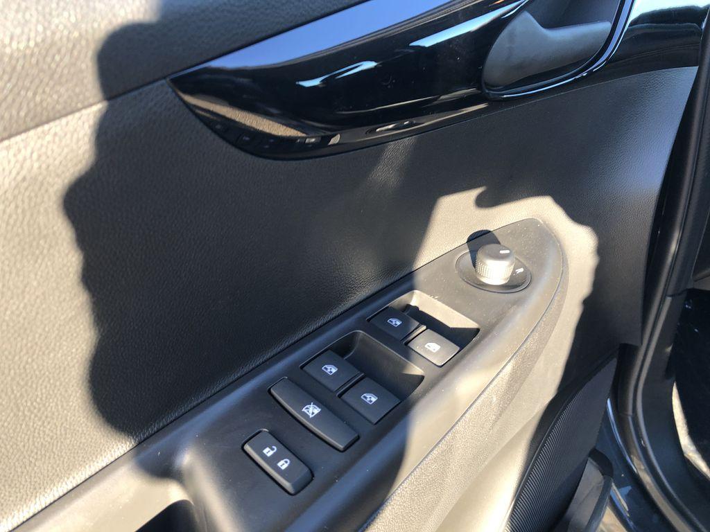 Gray[Nightfall Grey] 2021 Chevrolet Spark  Driver's Side Door Controls Photo in Edmonton AB